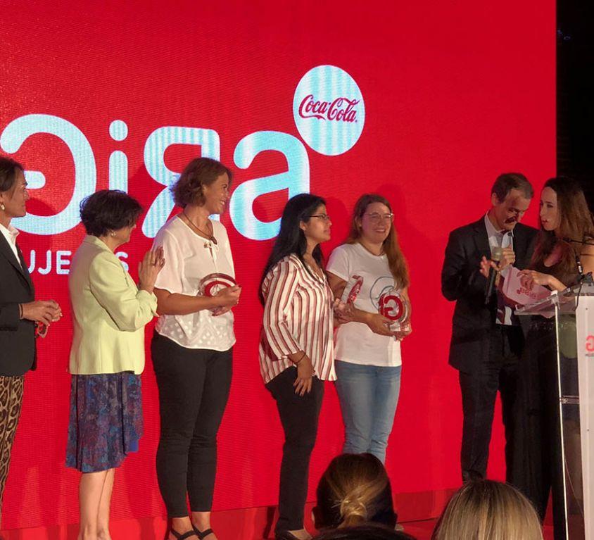 Presentación final 'Gira Mujeres Coca-Cola'