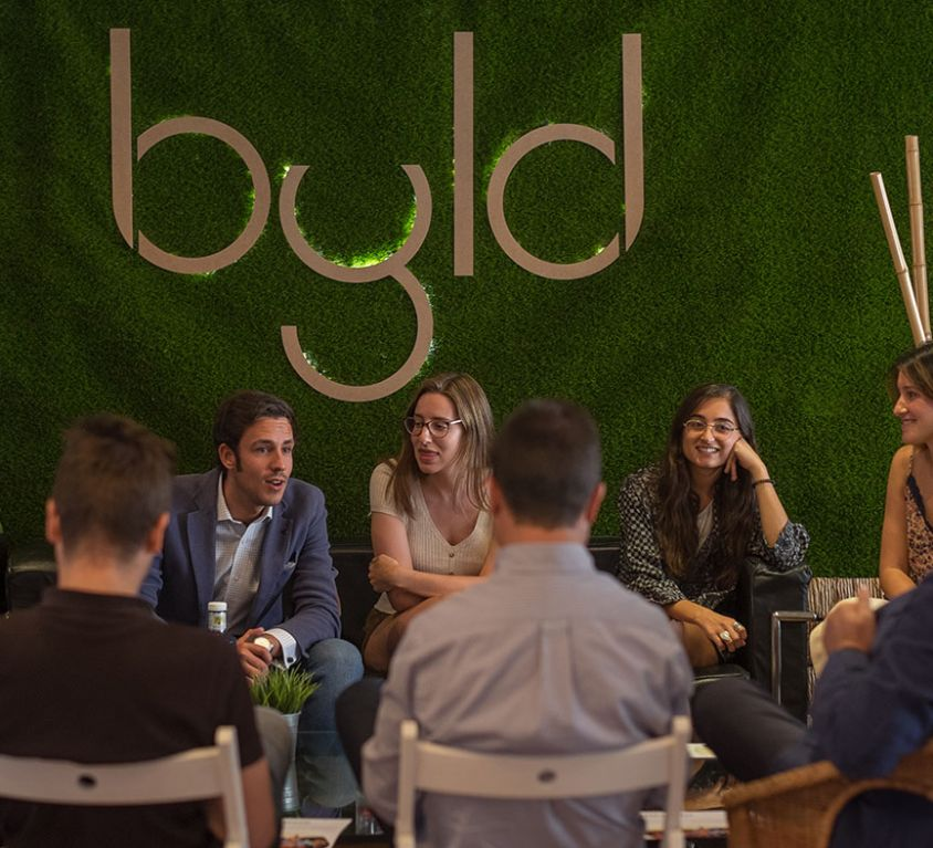 Press Meeting con Byld
